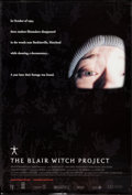"""Movie Posters:Horror, The Blair Witch Project and Others Lot (Artisan, 1999). One Sheets (4) (27"""" X 40"""" and 27"""" X 41"""") DS, SS, Advance & Regular. ... (Total: 4 Items)"""