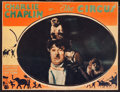 "Movie Posters:Comedy, The Circus (United Artists, 1928). Trimmed Lobby Card (10"" X 13""). Comedy.. ..."