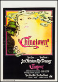 """Movie Posters:Mystery, Chinatown (Paramount, 1974). Belgian (14.25"""" X 20.25""""). Mystery....."""
