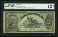 Canadian Currency: , DC-14b $2 1897. ...