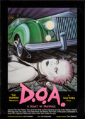 "Movie Posters:Rock and Roll, D.O.A. (High Times Films, 1980). Poster (23"" X 32.5""). Rock andRoll.. ..."