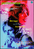 """Movie Posters:Drama, Performance/The Man Who Fell to Earth Combo (Warner Brothers, R-1998). Japanese B2 (20"""" X 28.5""""). Drama.. ..."""