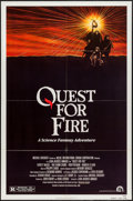 """Movie Posters:Adventure, Quest for Fire (20th Century Fox, 1982). One Sheet (27"""" X 41"""").Adventure.. ..."""