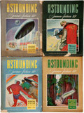 Pulps:Science Fiction, Astounding Stories Group (Street & Smith, 1942) Condition:Average VG-.... (Total: 12 Items)