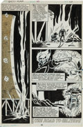 Original Comic Art:Panel Pages, Don Perlin Ghost Rider #40 Page 30 Original Art (Marvel,1980)....