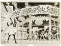 Original Comic Art:Splash Pages, Don Perlin and Del Barras The Defenders #152 Splash Page 2and 3 Original Art (Marvel, 1986)....