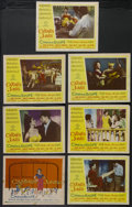"""Movie Posters:Black Films, Carmen Jones (20th Century Fox, 1954). Title Lobby Card (11"""" X 14"""")and Lobby Cards (6) (11"""" X 14""""). Musical Drama. Starring... (Total:7 Items)"""