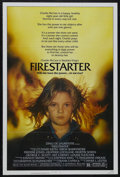 "Movie Posters:Horror, Firestarter (Universal, 1984). One Sheet (27"" X 41""). Horror. Starring David Keith, Drew Barrymore, Freddie Jones, Heather L..."