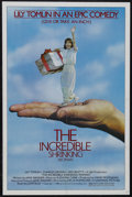 "Movie Posters:Comedy, The Incredible Shrinking Woman (Universal, 1981). One Sheet (27"" X 41""). Science Fiction. Starring Lily Tomlin, Charles Grod..."