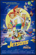 "Movie Posters:Animated, Jetsons: The Movie (Universal, 1990). One Sheet (27"" X 40"") Double Sided. Animated. Starring the voices of George O'Hanlon, ..."