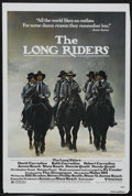 "Movie Posters:Western, The Long Riders (United Artists, 1980). One Sheet (27"" X 41""). Historical Drama. Starring David Carradine, Keith Carradine, ..."