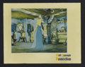 "Movie Posters:Animated, Pinocchio (RKO, 1940). Deluxe Lobby Card (11"" X 14""). Animated.Starring the voices of Dick Jones and Cliff Edwards. Directe..."