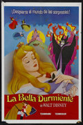 "Movie Posters:Animated, Sleeping Beauty (Buena Vista, 1959). Spanish Language One Sheet (27"" X 41""). Animated Fantasy. Starring the voices of Mary C..."