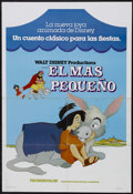 "Movie Posters:Animated, The Small One (Buena Vista, 1978). Spanish One Sheet (27"" X 41"").Animated. Starring voice talents of Sean Marshall and Will..."