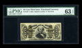 Fractional Currency:Third Issue, Fr. 1327 50c Third Issue Spinner PMG Choice Uncirculated 63 EPQ....