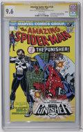 "Modern Age (1980-Present):Superhero, The Amazing Spider-Man #129 Reprint - Signature Series (Marvel,2004) CGC NM+ 9.6 White pages. ""The Punisher"" movie promo. L..."