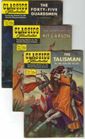Golden Age (1938-1955):Classics Illustrated, Classics Illustrated #111-120 First Editions Group (Gilberton,1953-54) Condition: Average VG.... (Total: 10 Comic Books)