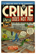 Golden Age (1938-1955):Crime, Crime Does Not Pay #69 Mile High pedigree (Lev Gleason, 1948) Condition: NM-. Charles Biro cover. Overstreet 2006 NM- 9.2 va...