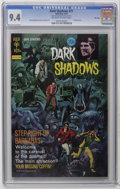 Bronze Age (1970-1979):Horror, Dark Shadows #21 File Copy (Gold Key, 1973) CGC NM 9.4 Off-white towhite pages. Painted cover. Joe Certa art. Overstreet 20...