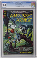 Silver Age (1956-1969):Adventure, Fantastic Voyage #2 File Copy (Gold Key, 1969) CGC NM 9.4 Off-white to white pages. Painted cover. Last issue. Overstreet 20...