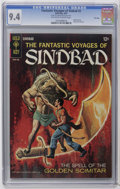 Silver Age (1956-1969):Adventure, Fantastic Voyages of Sindbad #2 File Copy (Gold Key, 1967) CGC NM 9.4 Off-white to white pages. Painted cover. Back cover pi...