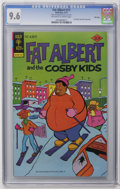 Bronze Age (1970-1979):Cartoon Character, Fat Albert #17 File Copy (Gold Key, 1977) CGC NM+ 9.6 Off-white to white pages. Overstreet 2006 NM- 9.2 value = $18. CGC cen...