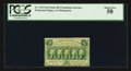 Fractional Currency:First Issue, Fr. 1311 50¢ First Issue PCGS About New 50.. ...