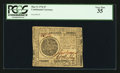 Colonial Notes:Continental Congress Issues, Continental Currency May 9, 1776 $7 PCGS Very Fine 35.. ...