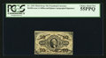 Fractional Currency:Third Issue, Fr. 1253 10¢ Third Issue PCGS Choice About New 55PPQ.. ...