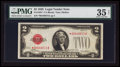 Small Size:Legal Tender Notes, Fr. 1501* $2 1928 Legal Tender Note. PMG Choice Very Fine 35 Net.. ...
