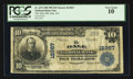 National Bank Notes:Pennsylvania, Dale, PA - $10 1902 Plain Back Fr. 635 The Dale NB Ch. # 12967. ...