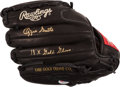 Baseball Collectibles:Others, Ozzie Smith Signed Glove....