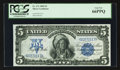 Large Size:Silver Certificates, Fr. 271 $5 1899 Silver Certificate PCGS Gem New 66PPQ.. ...