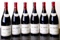 Red Burgundy, La Tache 1990 . Domaine de la Romanee Conti . 6lbsl, 1scl, 2sos, #01115, 01116, 01117, 01143, 07028, 07030. Bottle (6). ... (Total: 6 Btls. )