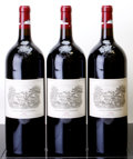 Red Bordeaux, Chateau Lafite Rothschild 2006 . Pauillac. owc. Magnum (3). ... (Total: 3 Mags. )