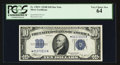 Small Size:Silver Certificates, Fr. 1703* $10 1934B Silver Certificate. PCGS Very Choice New 64.. ...