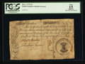 Colonial Notes:South Carolina, South Carolina June 1, 1775 £5 PCGS Apparent Fine 15.. ...
