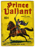 Golden Age (1938-1955):Adventure, Feature Books #26 (David McKay, 1941) Condition: GD-. Features Prince Valiant. Contains newspaper strips reprinted. Harold F...