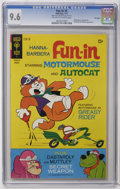 Bronze Age (1970-1979):Cartoon Character, Fun-In #5 File Copy (Gold Key, 1971) CGC NM+ 9.6 Off-white to whitepages. Motormouse, Autocat, Dastardly and Muttley appear...