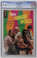 Bronze Age (1970-1979):Miscellaneous, Hardy Boys #2 File Copy (Gold Key, 1970) CGC NM 9.4 Off-white towhite pages. Photo cover. Overstreet 2006 NM- 9.2 value = $...