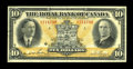 Canadian Currency: , Montreal, PQ- The Royal Bank of Canada $10 Jan. 3, 1927 Ch.630-14-08. ...