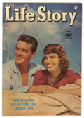 "Golden Age (1938-1955):Romance, Life Story V5#29 Davis Crippen (""D"" Copy) pedigree (Fawcett, 1951)Condition: NM. Photo cover. Overstreet 2006 NM- 9.2 value..."