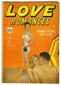 "Golden Age (1938-1955):Romance, Love Romances #9 Davis Crippen (""D"" Copy) pedigree (Marvel, 1949) Condition: VF...."