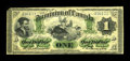 Canadian Currency: , DC-2ai $1 1870. ...