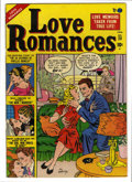 "Golden Age (1938-1955):Romance, Love Romances #20 Davis Crippen (""D"" Copy) pedigree (Marvel, 1952)Condition: VF. Overstreet 2006 VF 8.0 value = $52. From..."