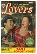 "Golden Age (1938-1955):Romance, Lovers #29 Davis Crippen (""D"" Copy) pedigree (Atlas, 1950)Condition: VF-. Photo cover. Overstreet 2006 VF 8.0 value = $47...."