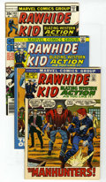 Bronze Age (1970-1979):Western, Marvel Bronze Age Western Groups (Marvel, 1972-78) Condition: Average FN. Includes Rawhide Kid #99, 105, 143, and 146; ... (Total: 8 Comic Books)