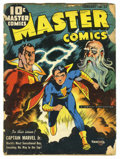 Golden Age (1938-1955):Superhero, Master Comics #23 (Fawcett, 1942) Condition: FR. Captain Marvel Jr. covers and stories begin, as well as his first solo adve...