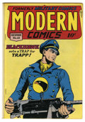 Golden Age (1938-1955):War, Modern Comics #68 Mile High pedigree (Quality, 1947) Condition:VF+. Reed Crandall cover. Crandall, Bill Ward, and Gill Fox ...
