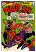 Silver Age (1956-1969):Superhero, Plastic Man #1 (DC, 1966) Condition: VF/NM. First Silver Age appearance of Plastic Man. Gil Kane cover. Overstreet 2006 VF/N...